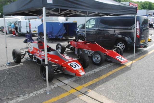 Pits Formula Ford