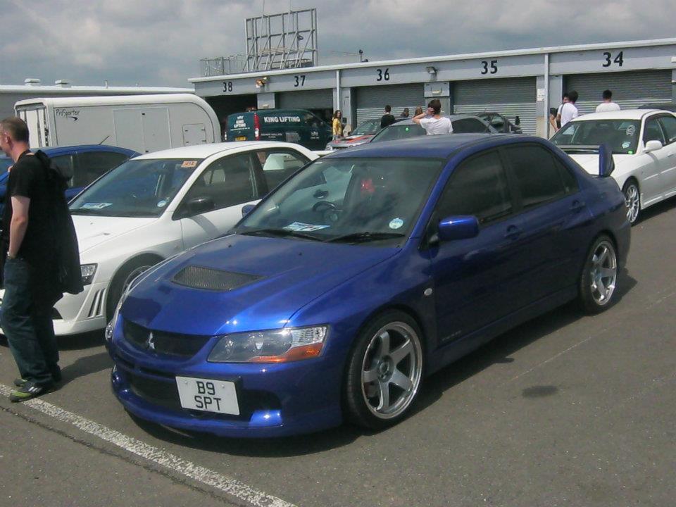 blue Evo